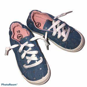 Wonder Nation Size 10 Toddler Shoes
